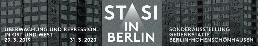 Stasi in Berlin