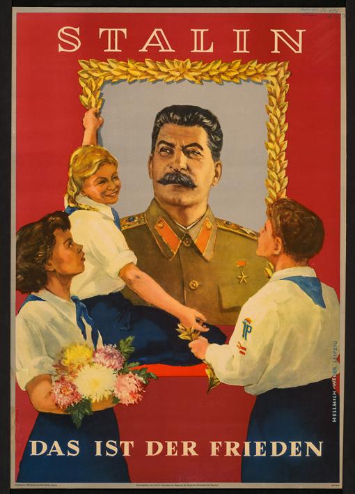 Personenkult Stalin