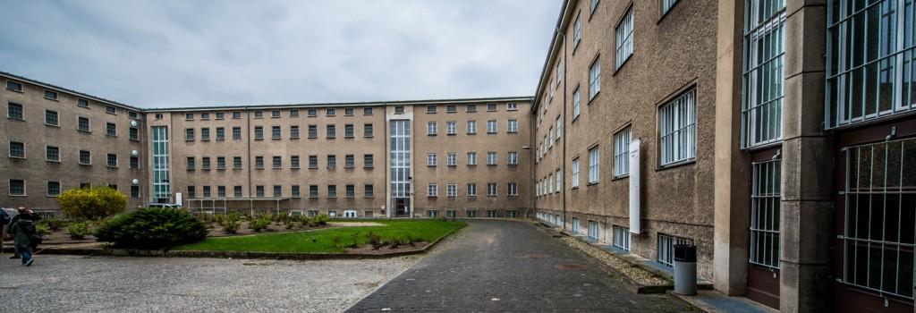 Gedenkstätte Berlin Hohenschönhausen; Zentrale